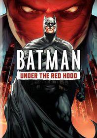 Batman:Under the Red Hood - (Region 1 Import DVD)