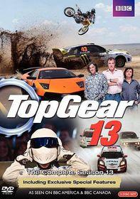Top Gear 13 - (Region 1 Import DVD)