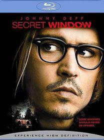 Secret Window - (Region A Import Blu-ray Disc)