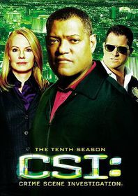 CSI: Complete Tenth Season - (Region 1 Import DVD)