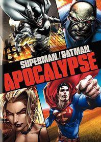 Superman/Batman:Apocalypse - (Region 1 Import DVD)