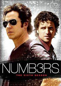 Numb3rs:Final Season - (Region 1 Import DVD)