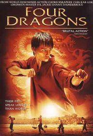 Four Dragons - (Region 1 Import DVD)
