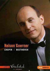 Beethoven/Chopin:Verbier 2009 Piano S - (Region 1 Import DVD)