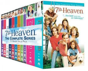 7th Heaven:Complete Series Pack - (Region 1 Import DVD)