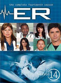 Er:Complete Fourteenth Season - (Region 1 Import DVD)