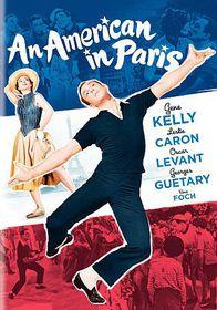American in Paris - (Region 1 Import DVD)