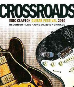 Crossroads Guitar Festival 2010 - (Region 1 Import DVD)