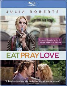 Eat Pray Love - (Region A Import Blu-ray Disc)
