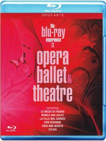 Blu-Ray Experience vol 2, The: Opera, Ballet & Theatre - (Australian Import Blu-ray Disc)