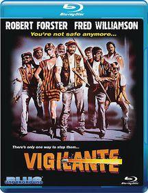 Vigilante - (Region A Import Blu-ray Disc)