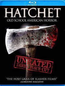 Hatchet - (Region A Import Blu-ray Disc)