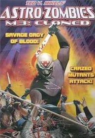 Astro Zombies M3:Cloned - (Region 1 Import DVD)
