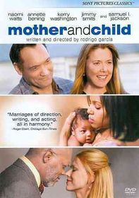 Mother and Child - (Region 1 Import DVD)