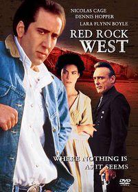 Red Rock West - (Region 1 Import DVD)