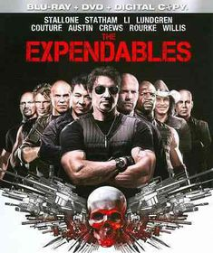 Expendables - (Region A Import Blu-ray Disc)