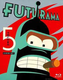 Futurama:Vol 5 - (Region A Import Blu-ray Disc)