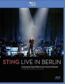 Sting:Live in Berlin - (Region A Import Blu-ray Disc)