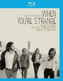 When You're Strange:Film About the - (Region A Import Blu-ray Disc)