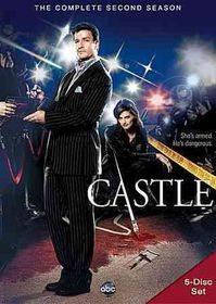 Castle:Complete Second Season - (Region 1 Import DVD)