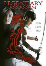 Legendary Assassin - (Region 1 Import DVD)