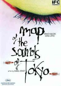 Map of the Sounds of Tokyo - (Region 1 Import DVD)