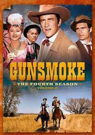 Gunsmoke:Fourth Season Vol 2 - (Region 1 Import DVD)
