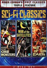 Roger Corman Sci Fi Classics - (Region 1 Import DVD)