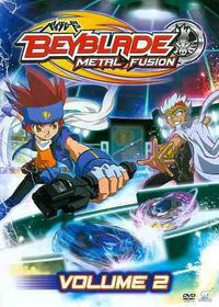 Beyblade:Metal Fusion Vol 2 - (Region 1 Import DVD)
