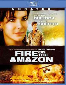 Fire on the Amazon - (Region A Import Blu-ray Disc)