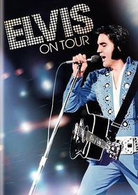 Elvis on Tour - (Region 1 Import DVD)