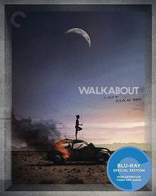 Walkabout - (Region A Import Blu-ray Disc)