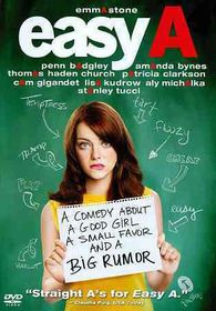 Easy a - (Region 1 Import DVD)