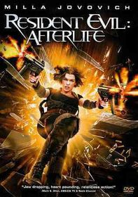 Resident Evil:Afterlife - (Region 1 Import DVD)