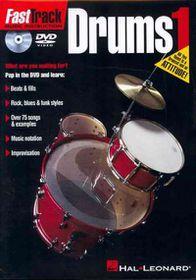Fast Track Drums Method 1 - (Region 1 Import DVD)