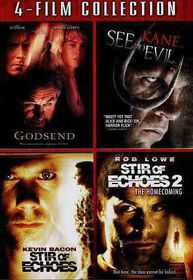 Godsend/See No Evil/Stir of Echoes/St - (Region 1 Import DVD)