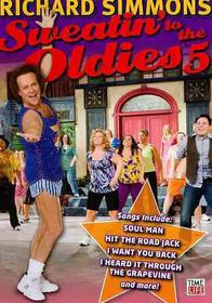 Richard Simmons:Sweatin to the Old 5 - (Region 1 Import DVD)