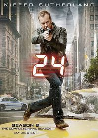 24:Season 8 - (Region 1 Import DVD)