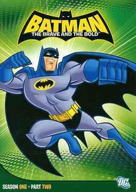 Batman:Brave and the Bold S1 P2 - (Region 1 Import DVD)