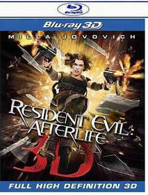 Resident Evil:Afterlife 3d - (Region A Import Blu-ray Disc)