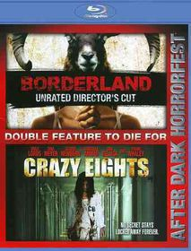Borderland/Crazy Eights - (Region A Import Blu-ray Disc)