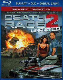 Death Race 2 - (Region A Import Blu-ray Disc)