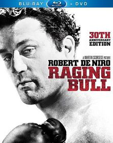 Raging Bull 30th Anniversary - (Region A Import Blu-ray Disc)