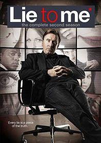 Lie to Me Season 2 - (Region 1 Import DVD)