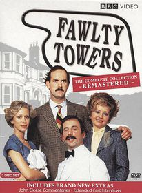 Fawlty Towers Complete Collection - (Region 1 Import DVD)