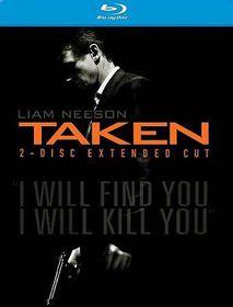 Taken - (Region A Import Blu-ray Disc)