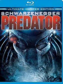 Predator Ultimate Hunter Edition - (Region A Import Blu-ray Disc)