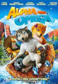 Alpha and Omega - (Region 1 Import DVD)