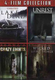 Lake Dead/Unrest/Crazy Eights/Wicked - (Region 1 Import DVD)