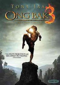 Ong Bak 3 - (Region 1 Import DVD)